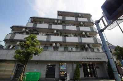 「2008年5月竣工の分譲賃貸マンション」