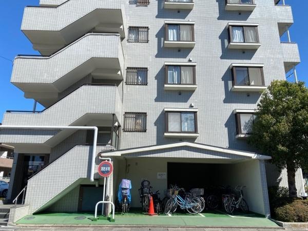 【外観】ヴェラハイツ草加松原