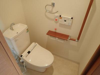 【トイレ】ウイングゲート須磨鷹取