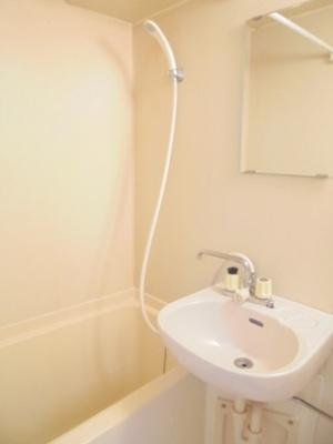 【浴室】スカイコート浅草第3