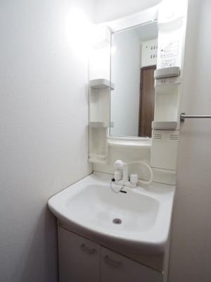 ◎参考写真 シャワー付の洗面台!