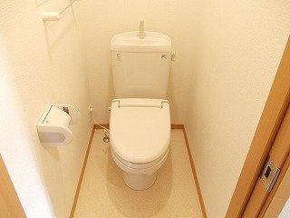 【トイレ】グレイス ヒルⅢ