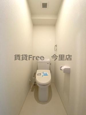 【トイレ】KSロイヤル大阪城 仲介手数料無料