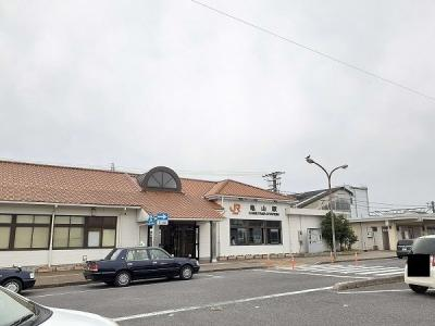 JR亀山駅まで1280m