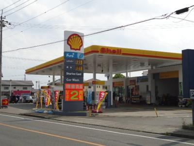 昭和シェル石油北プラザまで617m