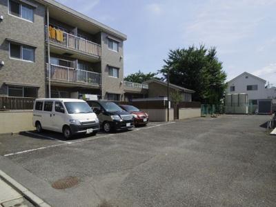 【駐車場】ラ・フォーレ小見野3