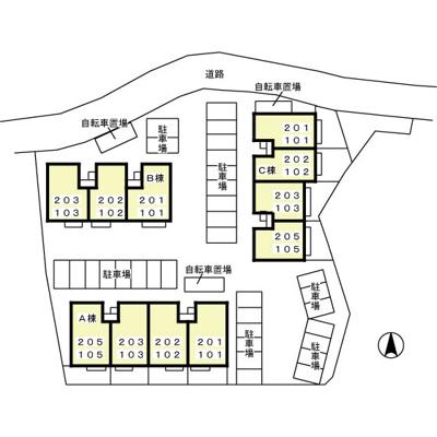 【区画図】カンパーニュ C