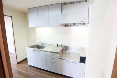 【キッチン】淀川ハイライフマンション
