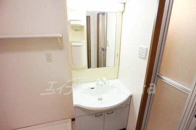 【独立洗面台】淀川ハイライフマンション
