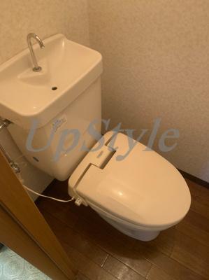 【トイレ】カリンライフ