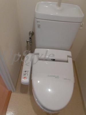 【トイレ】フルーヴ押上