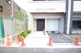 【エントランス】レジュールアッシュOSAKA福島
