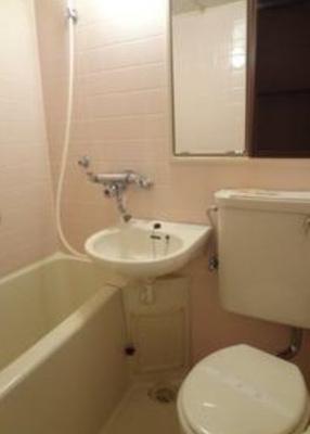 【浴室】シティコープ浅草橋90