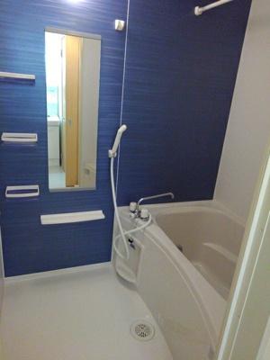 【浴室】ドミールたかくらⅢ・A