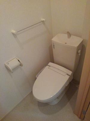 【トイレ】ドミールたかくらⅢ・A