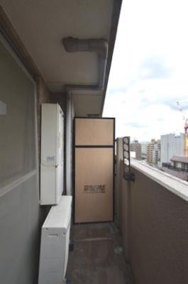 【バルコニー】エステムコート新大阪IIIステーションプラザ