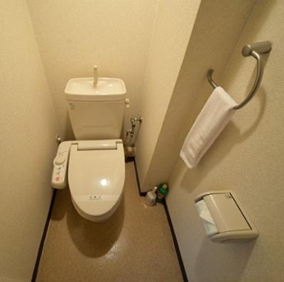 【トイレ】エステムコート新大阪IIIステーションプラザ