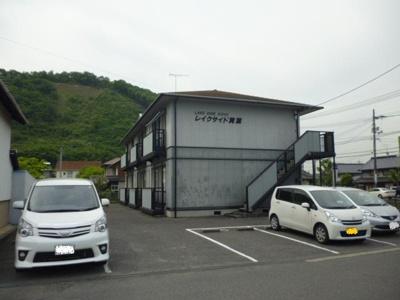 【駐車場】レイクサイド黄葉