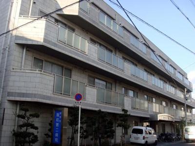 医療法人錦秀会阪和第2病院まで587m