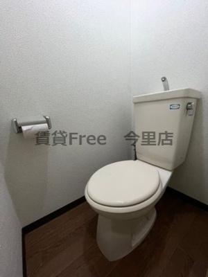 【トイレ】玉堀ハイツ 仲介手数料無料