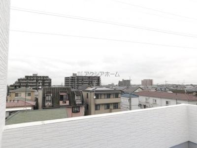 【展望】入間市下藤沢・全1棟 新築一戸建 ~駅徒歩13分~
