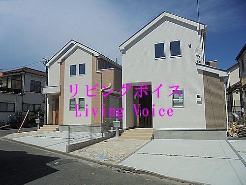 施工例 平塚市南原21-1期 新築一戸建て 全8棟