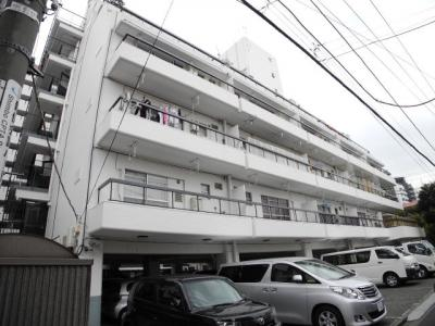 【外観】セイントマンション