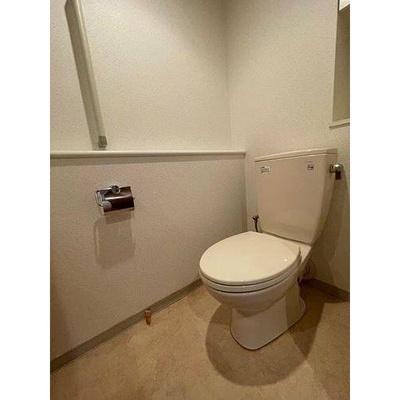 【トイレ】オアシスフォート