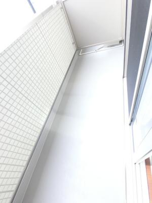 【バルコニー】太田駅 南矢島町 1K