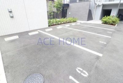 【駐車場】BPRレジデンス新梅田