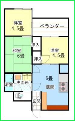 【外観】新宿第2アルプスマンション