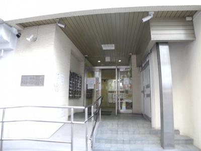 【エントランス】新宿第2アルプスマンション