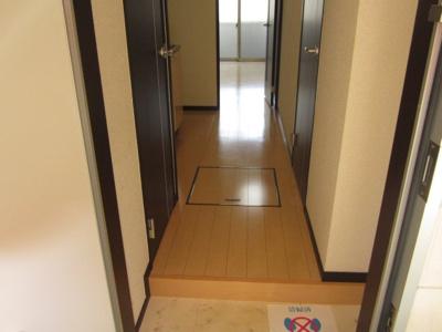 【玄関】フジパレスハマデラノースゴバンカン