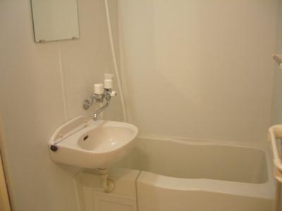 【浴室】レオパレスREINA