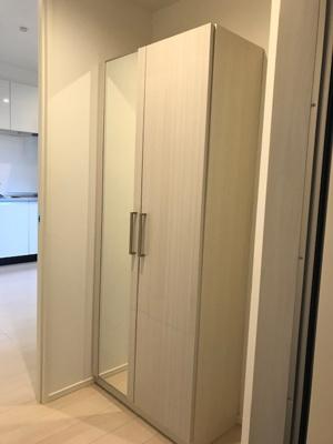 【玄関】ハーモニーテラス御器所
