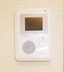 居室 モニター付インターフォン