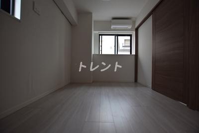 【寝室】ビーピーアールレジデンス神田富山町【BPRレジデンス神田富山町】
