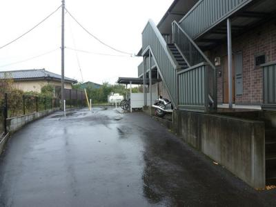 【外観】細谷駅 西矢島町 1LDK