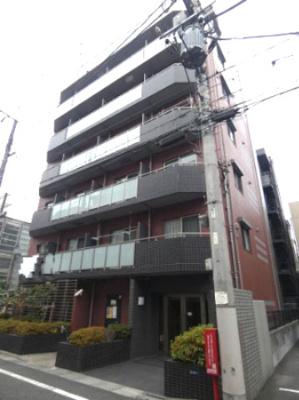 JR京浜東北線「蒲田」駅より徒歩7分のマンションです