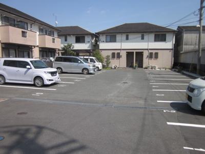 【駐車場】ハイムケイアイ
