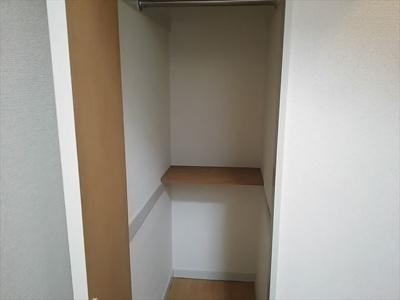収納スペースあります。