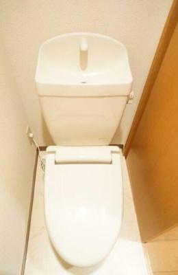 【トイレ】パームテラスⅡ