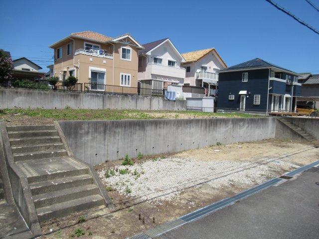 【外観】四日市市広永町 2区画宅地分譲