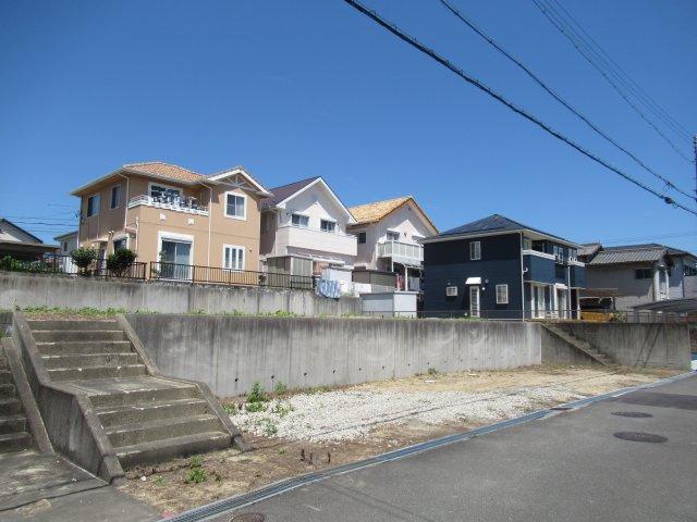 北永台団地内 全2区画の建築条件なし宅地