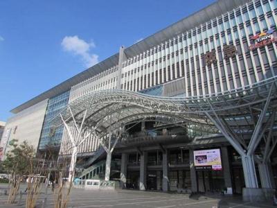 JR鹿児島本線 博多駅まで1500m
