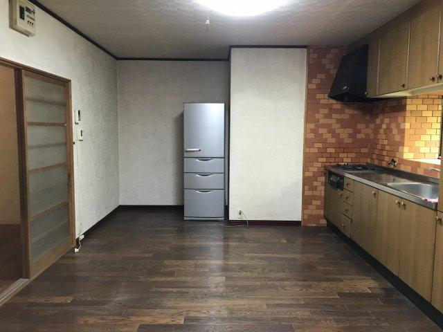 【キッチン】平成7年築 那珂川市大字西畑 和風住宅