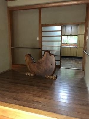 【玄関】平成7年築 那珂川市大字西畑 和風住宅