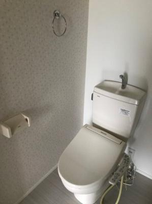 【トイレ】ハーモニーテラス野沢