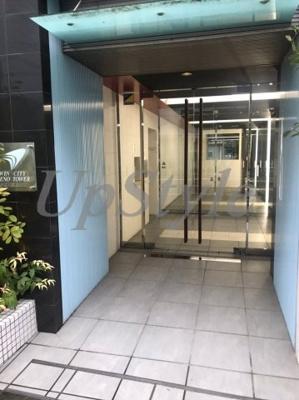 【エントランス】ウィンシティ上野タワー