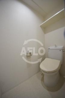 サージュ天王寺 トイレ